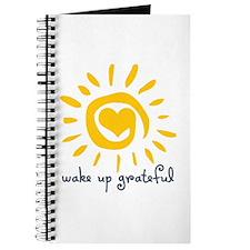 Wake Up Grateful Journal