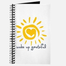 Wake Up Grateful Journal