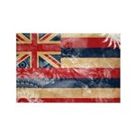 Hawaii Flag Rectangle Magnet (10 pack)