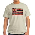Hawaii Flag Light T-Shirt