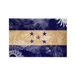 Honduras Flag Rectangle Magnet (100 pack)