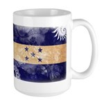 Honduras Flag Large Mug