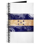 Honduras Flag Journal