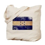 Honduras Flag Tote Bag