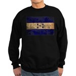 Honduras Flag Sweatshirt (dark)