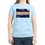 Honduras Flag Women's Light T-Shirt
