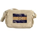 Honduras Flag Messenger Bag