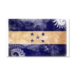 Honduras Flag Car Magnet 20 x 12