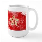 Hong Kong Flag Large Mug