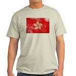Hong Kong Flag Light T-Shirt