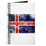 Iceland Flag Journal