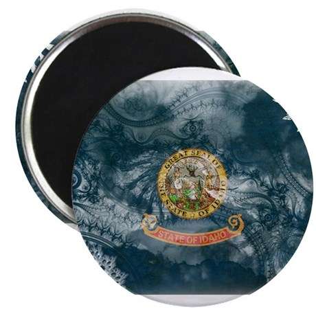 "Idaho Flag 2.25"" Magnet (10 pack)"