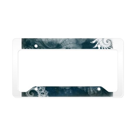 Idaho Flag License Plate Holder