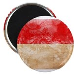 Indonesia Flag 2.25