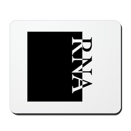 RNA Typography Mousepad