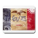 Iowa Flag Mousepad