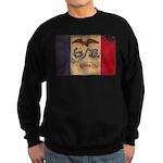 Iowa Flag Sweatshirt (dark)