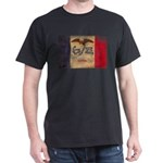 Iowa Flag Dark T-Shirt