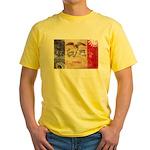 Iowa Flag Yellow T-Shirt