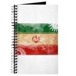 Iran Flag Journal