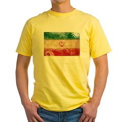 Iran Flag T
