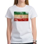 Iran Flag Women's T-Shirt
