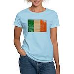 Ireland Flag Women's Light T-Shirt
