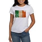 Ireland Flag Women's T-Shirt