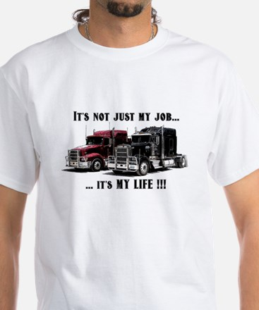 Trucker - it's my life Shirt