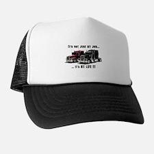 Trucker - it's my life Trucker Hat