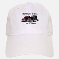 Trucker - it's my life Baseball Baseball Cap