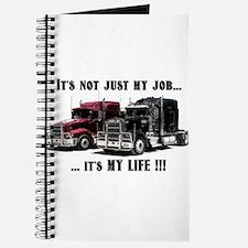 Trucker - it's my life Journal