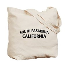 South Pasadena California Tote Bag