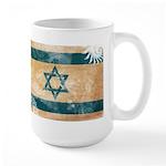 Israel Flag Large Mug