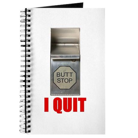 I Quit Smoking Journal