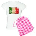Italy Flag Women's Light Pajamas