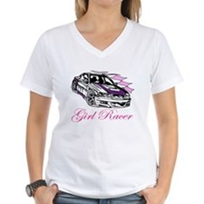 E46 GTR Girl Racer Shirt