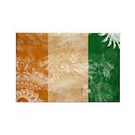 Ivory Coast Flag Rectangle Magnet (100 pack)