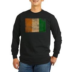 Ivory Coast Flag T