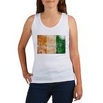 Ivory Coast Flag Women's Tank Top