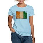 Ivory Coast Flag Women's Light T-Shirt