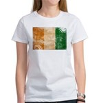Ivory Coast Flag Women's T-Shirt