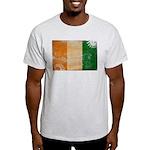 Ivory Coast Flag Light T-Shirt