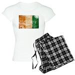 Ivory Coast Flag Women's Light Pajamas