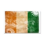 Ivory Coast Flag Car Magnet 20 x 12