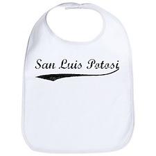 Vintage San Luis Potosi Bib