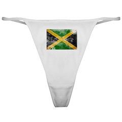 Jamaica Flag Classic Thong