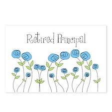 Retired Teacher II Postcards (Package of 8)