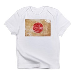 Japan Flag Infant T-Shirt