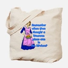 Remember when Retro 50's-60's Tote Bag